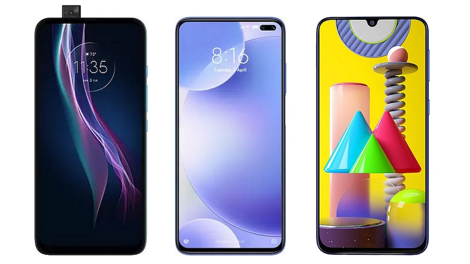 Motorola One Fusion Vs Poco X2 Vs Samsung Galaxy M31 Price In India Specifications Compared Ndtv Gadgets 360