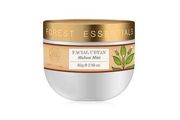 Forest Essentials Facial, Ubtan Multani Mitti