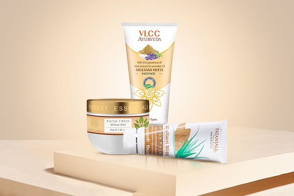 7 Best Multani Mitti Face Pack : How do I Use A Multani Mitti Face Pack