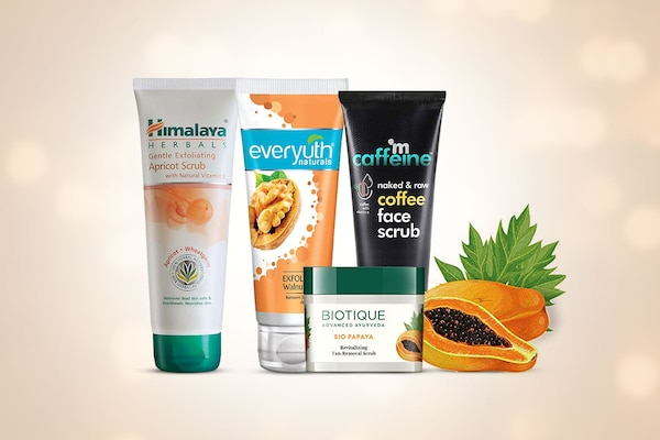 Must Have Exfoliating Scrubs To Revive, Rejuvenate and Add Freshness To Skin