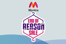 Myntra EORS 2018, Shop Because It Require No Reasons