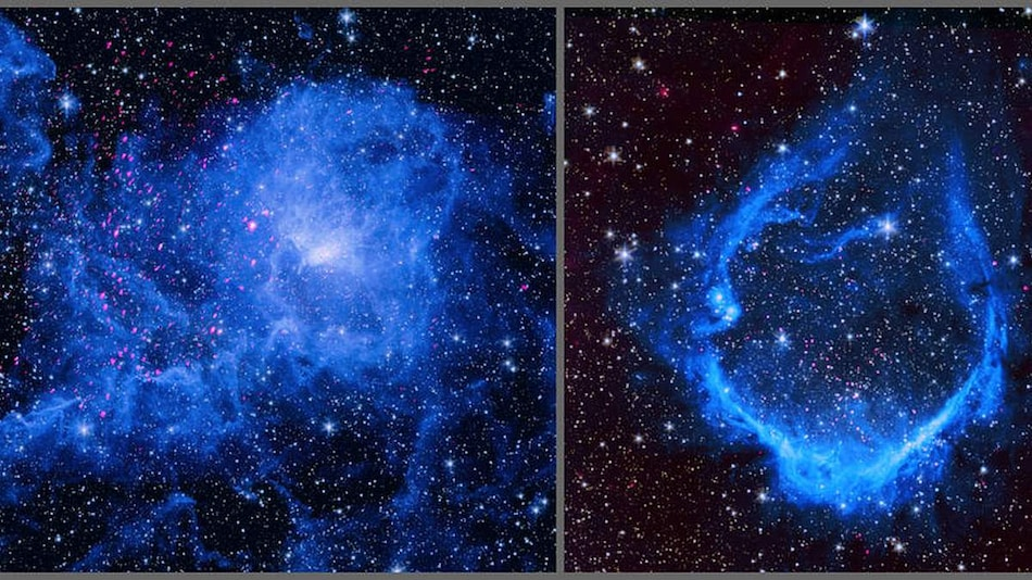 NASA Posts Image of Lagoon Nebula That Shows a Collection of Stars Forming in Our Galaxy