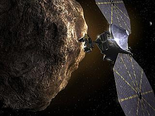 NASA's Mission Lucy to Unravel Solar System Origin Launches Today on a 12-Year Journey