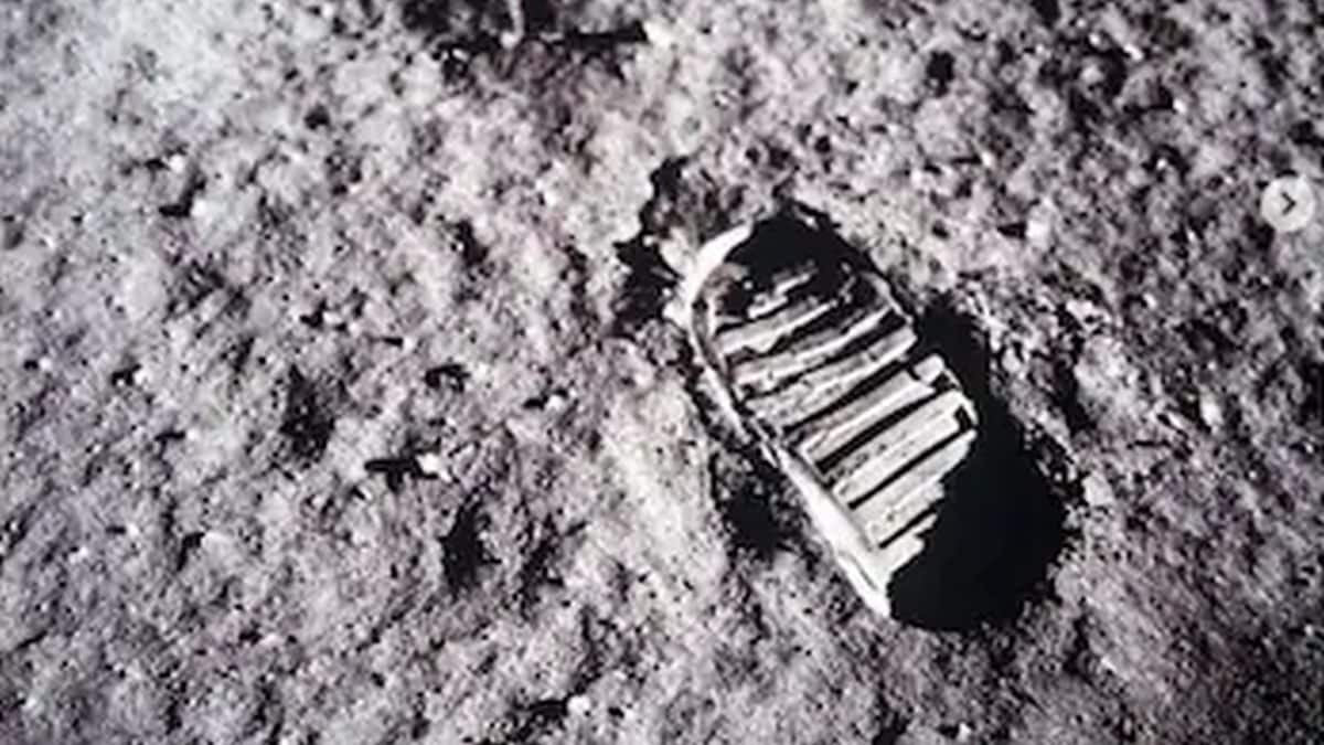 52 Years of Apollo 11: NASA Shares Image of Man's First Step on Moon