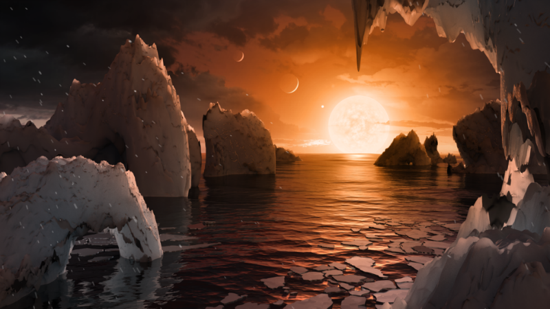 NASA Exoplanet Discovery, Samsung Galaxy S8+ Specifications, Xiaomi Mi Max 2, and More: Your 360 Daily
