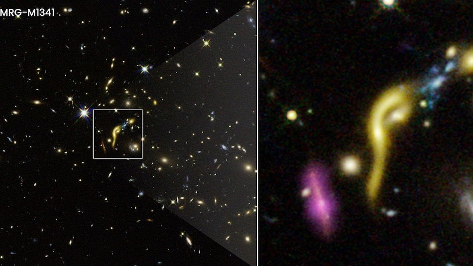 NASA's Hubble Space Telescope Finds 6 Early, 'Dead' Galaxies That Ran Out of Cold Hydrogen