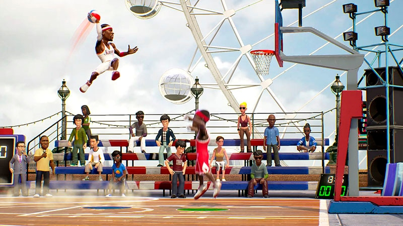 NBA Playgrounds review iverson NBA Playgrounds review