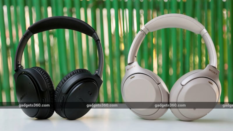 Sony WH-1000XM3 vs Bose QC35 II