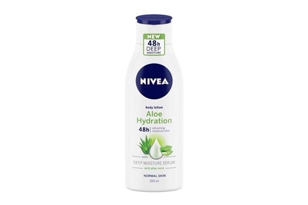 NIVEA Aloe Hydration Body Lotion 1557393744137