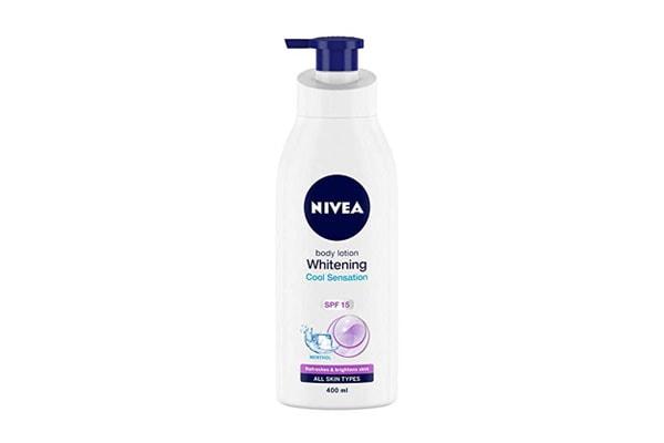NIVEA Body Lotion Whitening Cool Sensation 1557394018997
