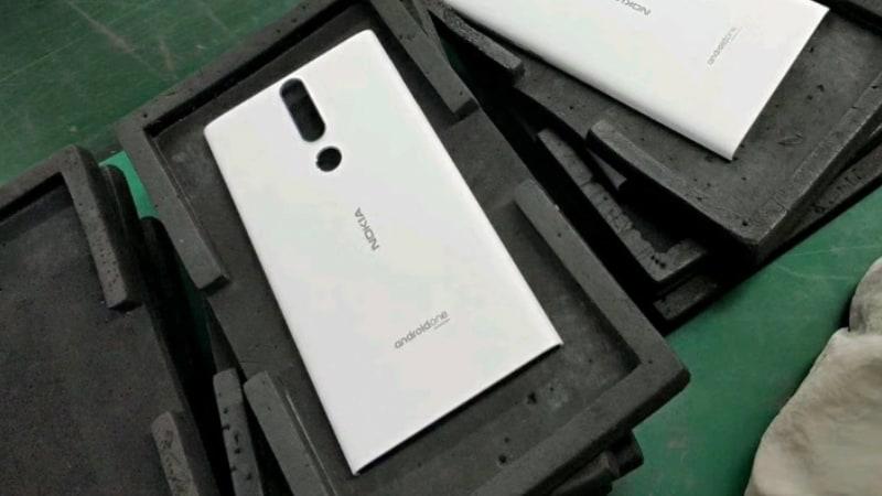 Nokia 3.1 की कथित तस्वीर लीक, दो रियर कैमरे होने का खुलासा