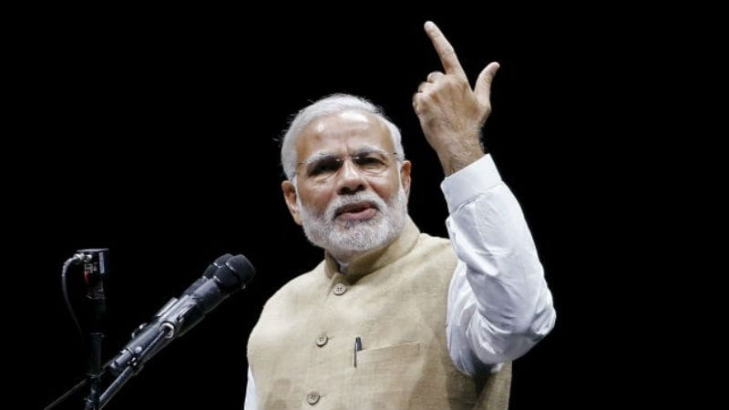 Narendra Modi App a Big Hit in India; Ruling the Charts on Apple App Store, Google Play