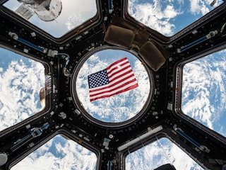 Election Day 2016: US Astronaut Casts His Ballot From Space