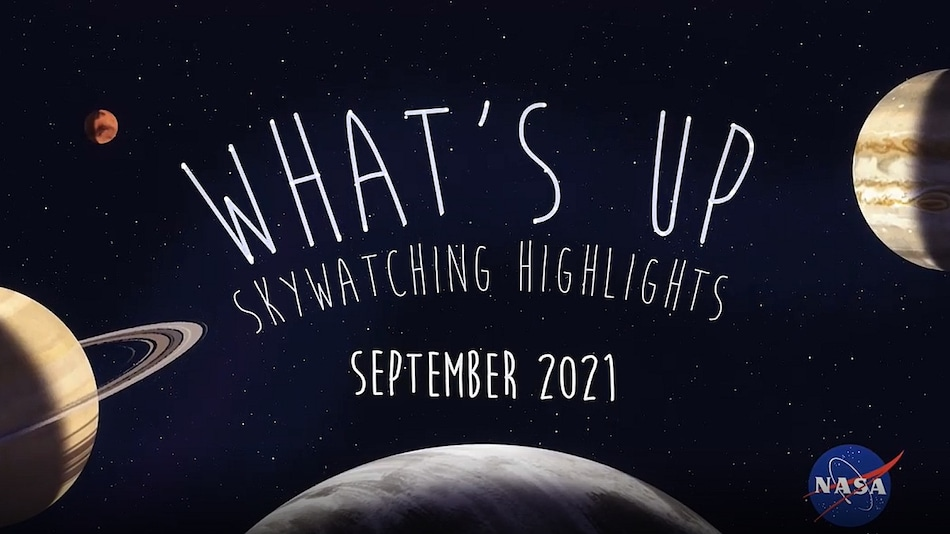 NASA Skywatching Tips: Pay Attention to the Night Sky This September, Interesting Things Are Happening
