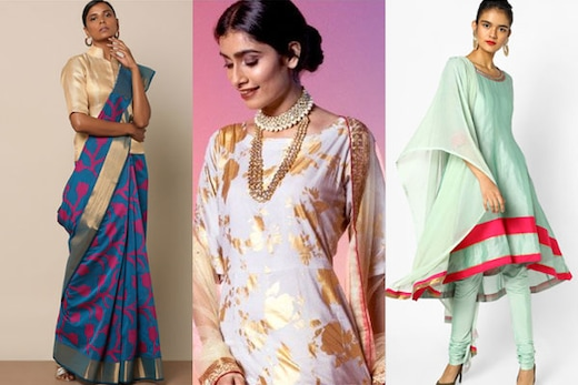 Significance Of The 9 Colours Of Navratri 2017. Adorn Yourself With These Beautiful Colours Day Wise And Look Your Best During Navratri!