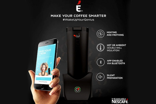 Nescafe E Smart Coffee Maker