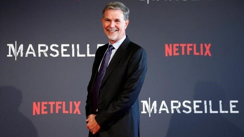 Netflix CEO Reed Hastings Says China Entry 'Doesn't Look Good'