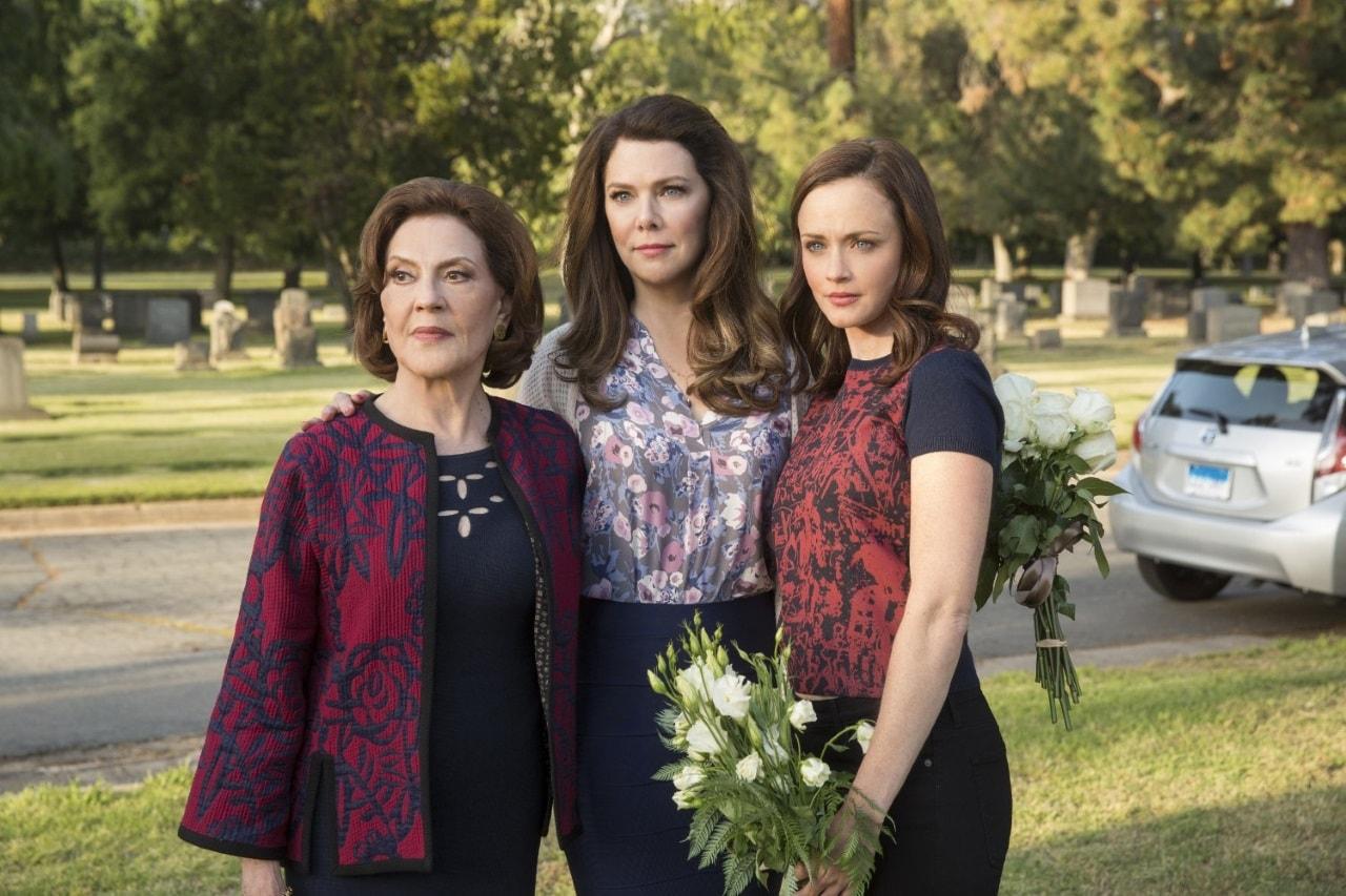 Netflix November 2016 Gilmore Girls