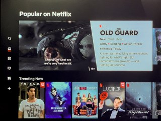 Netflix Testing TV Interface With New Card Design