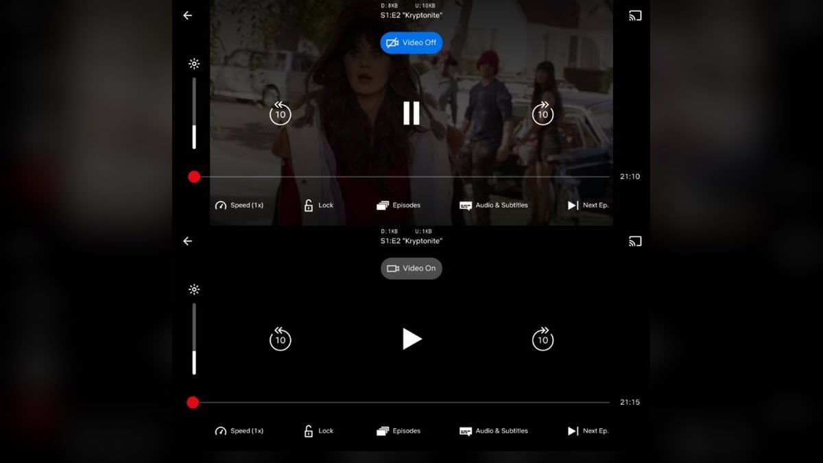 Netflix may soon roll out an audio-only mode for Android users