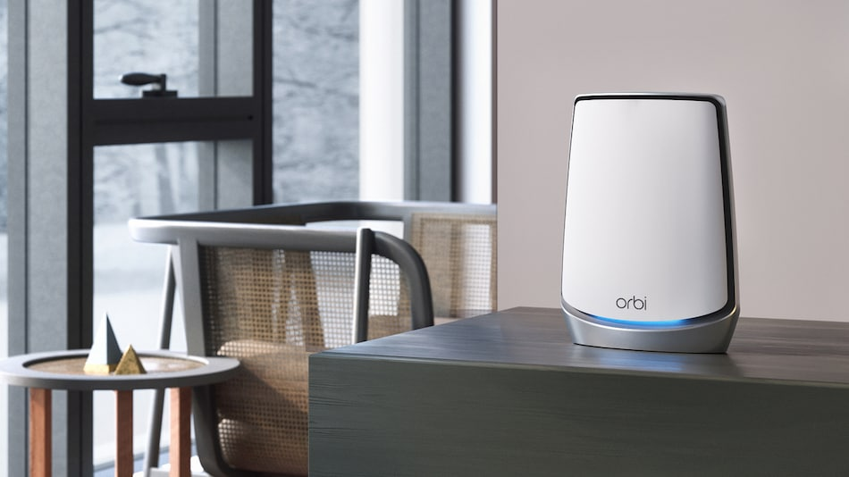 Netgear Orbi RBK852 WiFi 6 Mesh System (AX6000) With 350 Square Metre-Coverage Launched in India
