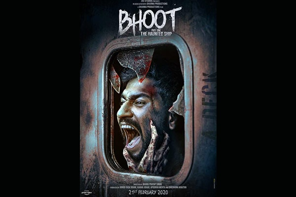 Upcoming Bollywood Movies-Bhoot – Part One: The Haunted Ship