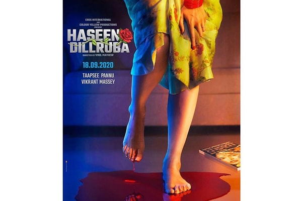 Upcoming Bollywood Movies-Haseen Dilruba