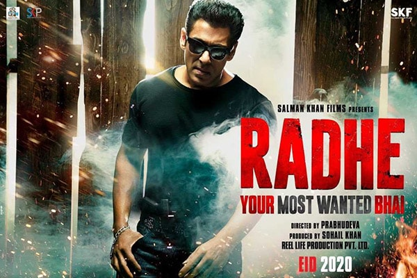 Upcoming Bollywood Movies-Radhe: Your Most Wanted Bhai