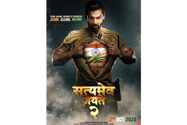 Upcoming Bollywood Movies-Satyameva Jayate 2