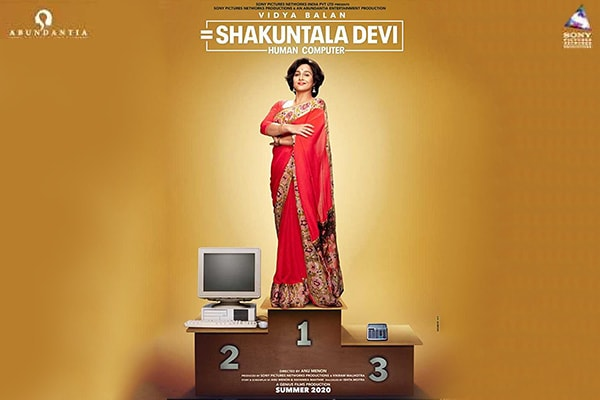 Upcoming Bollywood Movies-Shakuntala Devi