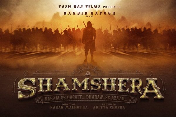 Upcoming Bollywood Movies-Shamshera
