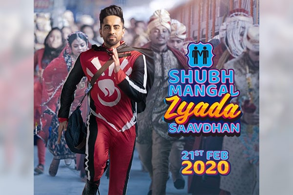 Upcoming Bollywood Movies-Shubh Mangal Zyada Saavdhan
