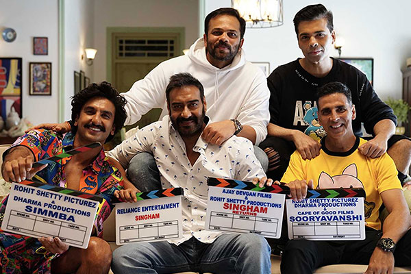 Upcoming Bollywood Movies-Sooryavanshi