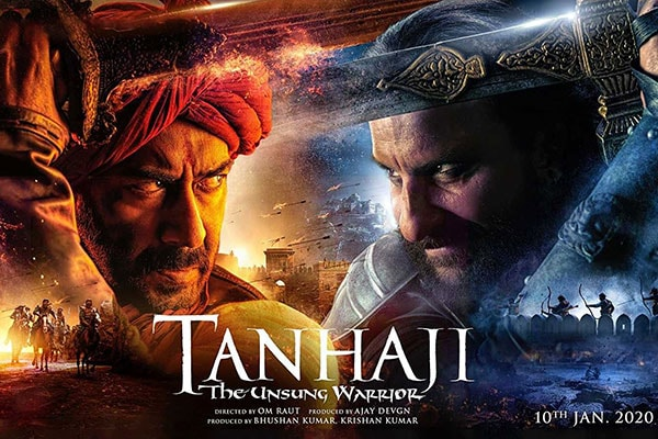 Upcoming Bollywood Movies- Tanhaji: The Unsung Warrior