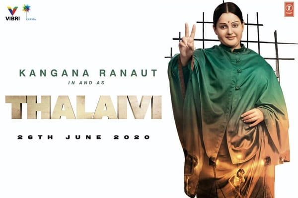 Upcoming Bollywood Movies-Thalaivi