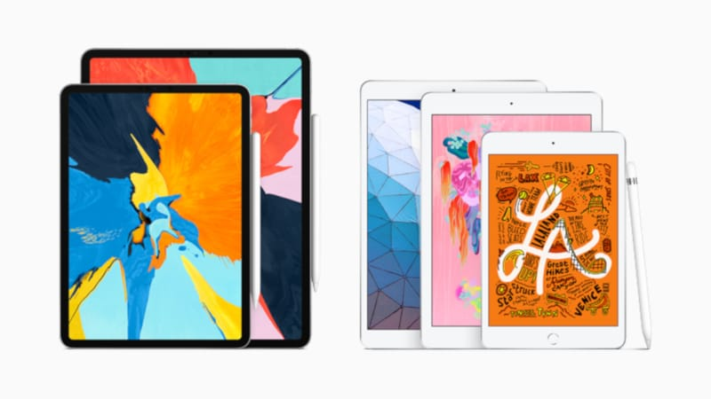 New iPad Air, iPad Mini With Apple Pencil Support Launched