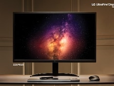 LG Ultra Series Monitors for Gamers, Creative Professionals Announced at CES 2021