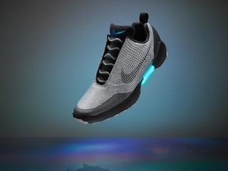 Nike HyperAdapt 1.0 Self-Lacing Sneakers Price and Release Date Revealed |  Technology News