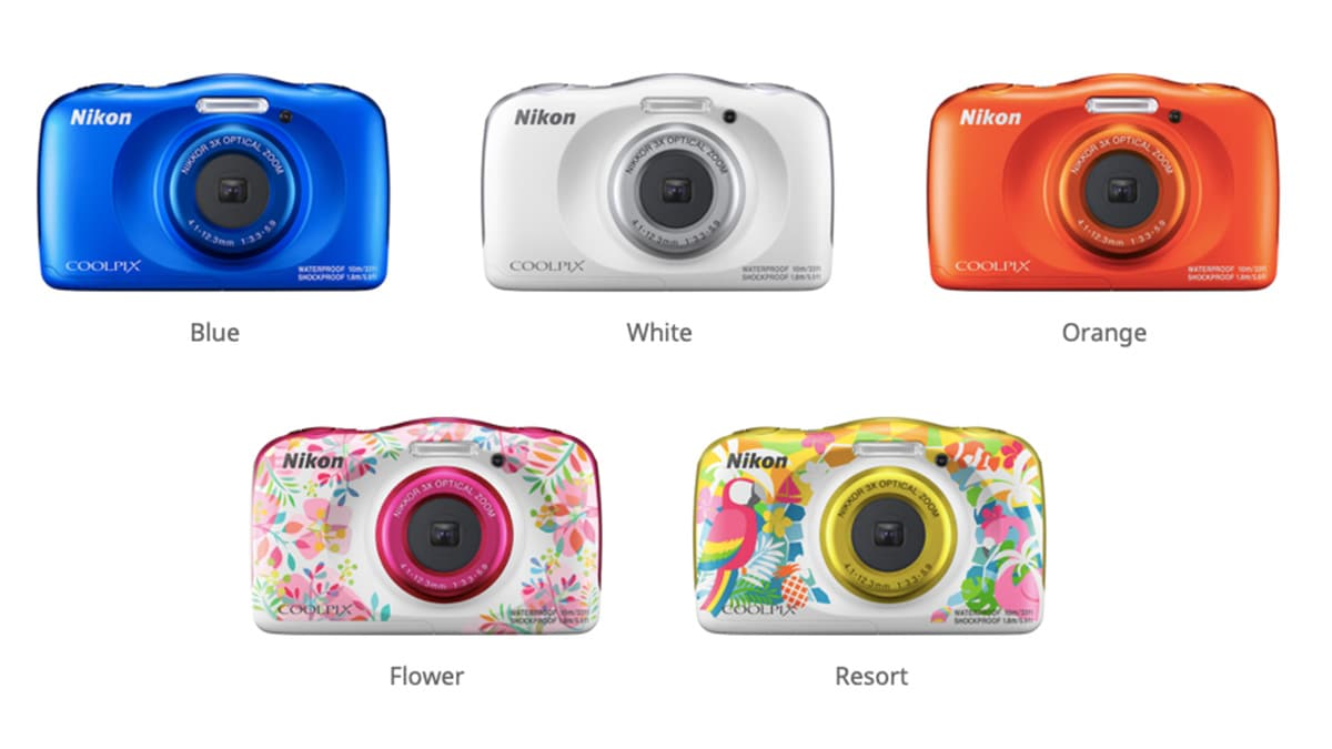 Nikon Coolpix W150 Point-and-Shoot Camera With Shockproof and Waterproof Design Launched