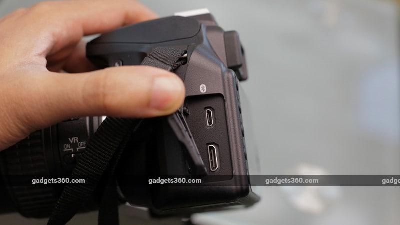 Nikon D3400 ports ndtv Nikon D3400