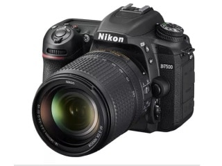 Nikon D7500 DSLR Launched With 4K Video and SnapBridge; Coming to India in June