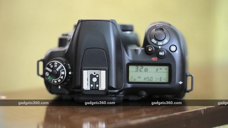 Nikon D7500 top ndtv Nikon D7500