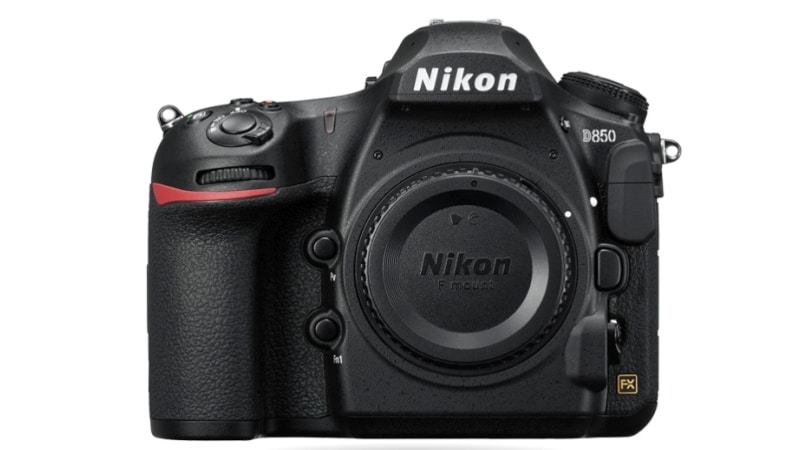 Nikon D850 With 45.7-Megapixel Sensor, 4K Video Recording Launched in India, Price Starts at Rs. 2,54,950