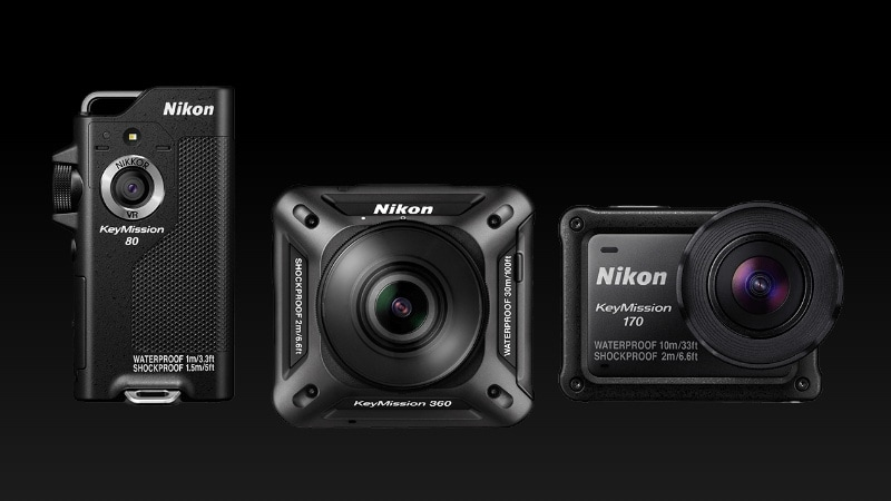 Nikon Enters 360 4K, UHD Camera Market