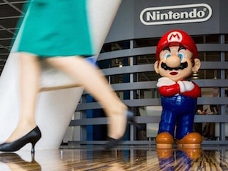 Nintendo Cuts Full-Year Profit View on Wii U Woes