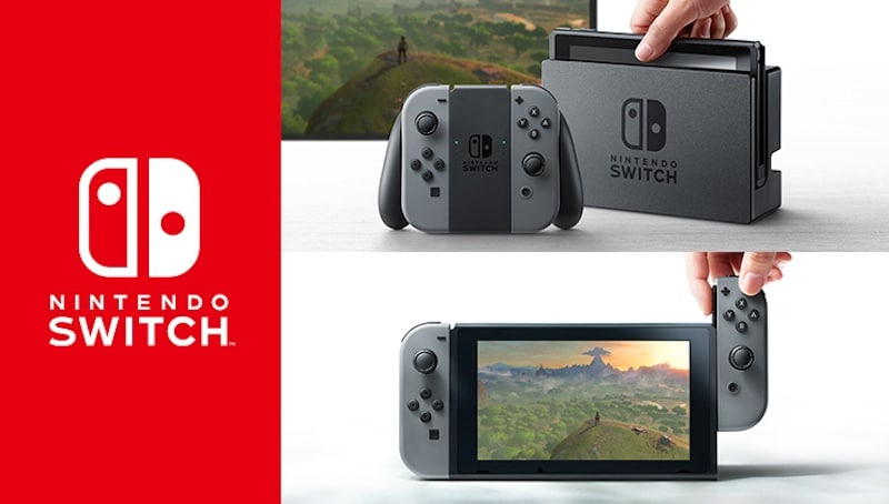Nintendo Switch Possibly Region-Free; Does Not Have 3G or LTE Support