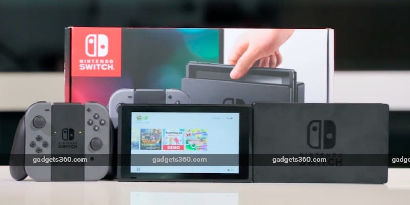 Nintendo Switch Dock Returns to Online Store, Sans Cables