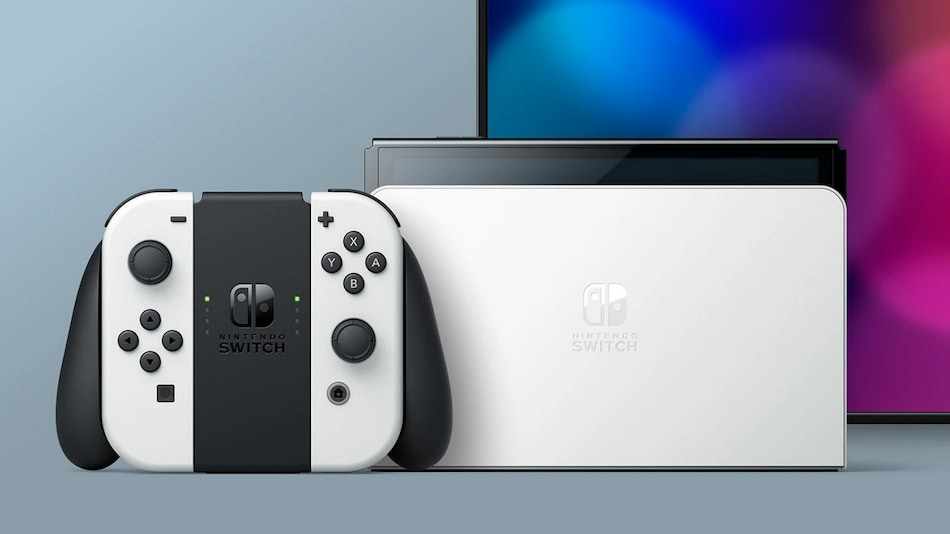 Nintendo Switch (OLED Model) With Larger Display, Improved Kick-Stand, More Internal Storage Announced