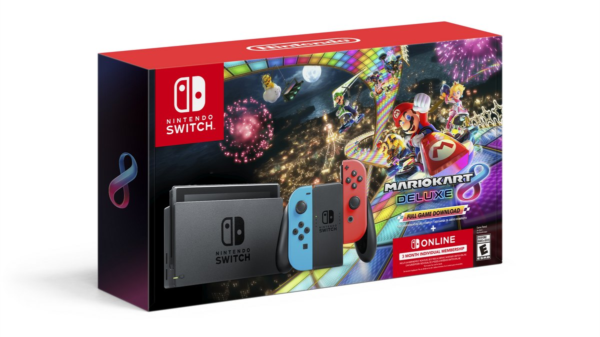 Nintendo's Switch dominates US console sales ahead of PlayStation/Xbox launches