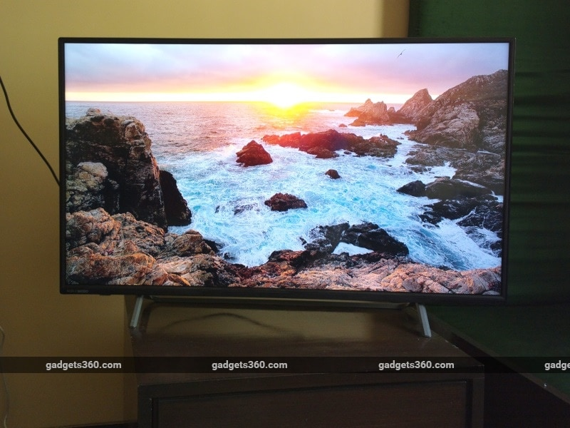 Noble Skiodo 42 Inch 4k Smart Led Tv Review Ndtv Gadgets360com